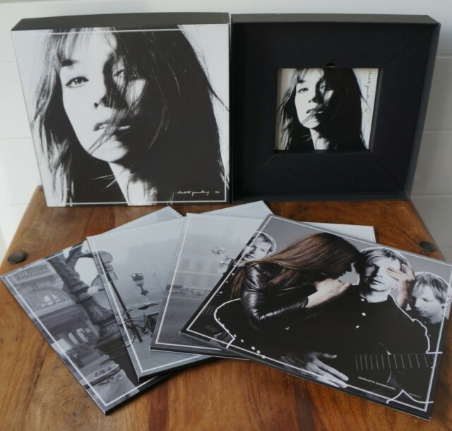 **COFFRET EDITION COLLECTOR DELUXE CHARLOTTE GAINSBOURG IRM VINYLE, CD, DVD...**