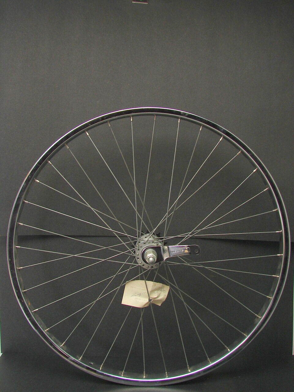 Vintage NOS 24  Sun Metal Bicycle Rear Wheel 36 H Shimano D Type Coaster Brake