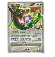 RAYQUAZA C LV.X LVX 146/147 Ultra Rare Star Holo Foil Pokemon Card