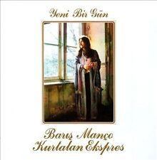 Barıs Manco/Kurtalan Ekspres-Yeni Bir Gun-'79 TURKISH PSYCH ROCK-NEW CD