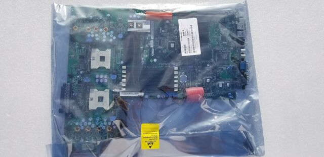 SERVICE SPARE Dell PowerEdge 2850 V2 2 x PGA604 Systemboard Motherboard C8306
