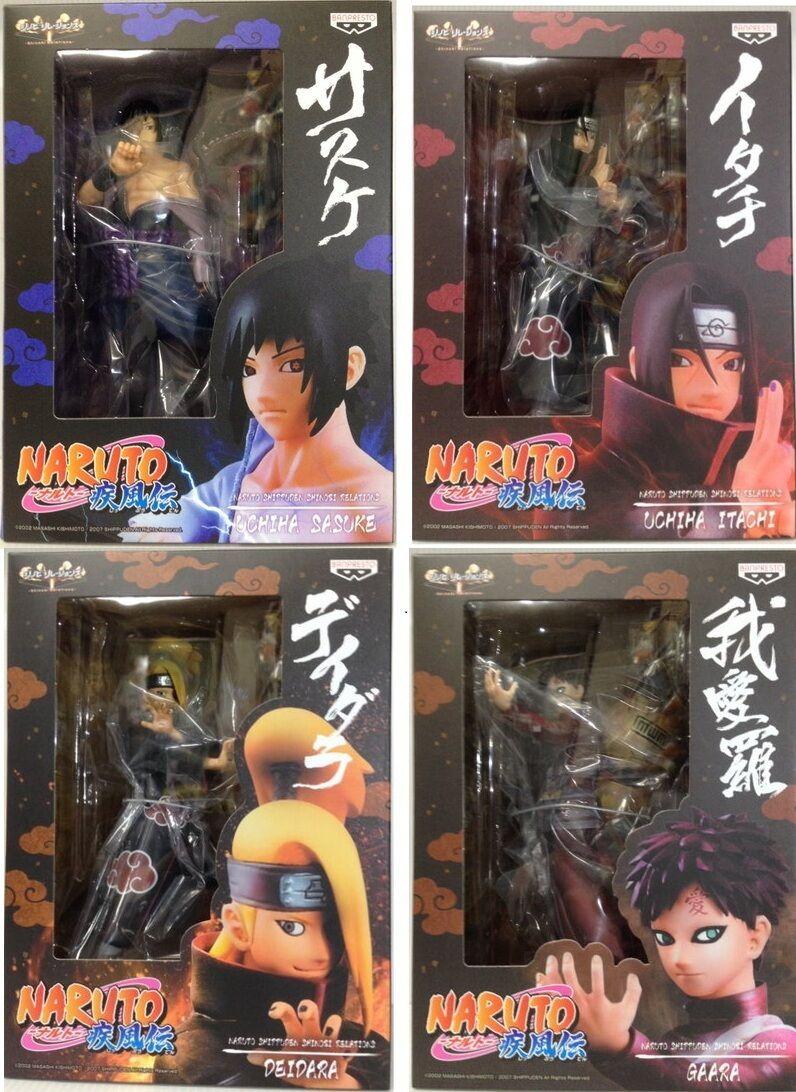 New NARUTO Shippuden DXF figure Shinobi Relations 3 Deidara Figure