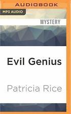 Evil Genius by Patricia Rice (2016, MP3 CD, Unabridged)