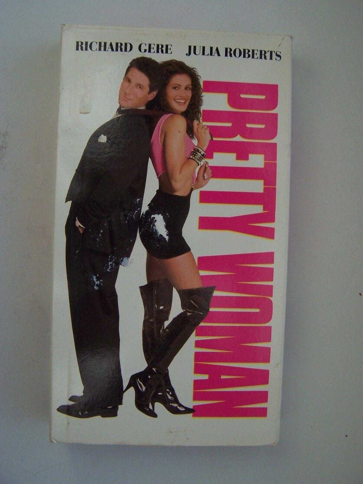 Pretty Woman VHS Richard Gere Julia Roberts 71795102703