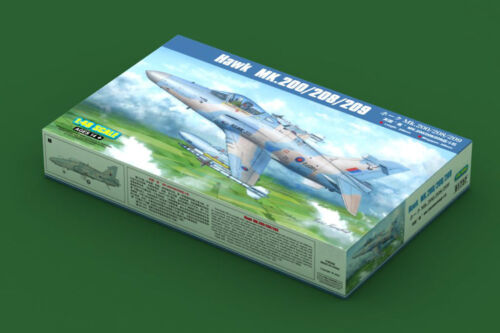 Hobbyboss 1/48 81737 Hawk MK.200/208/209