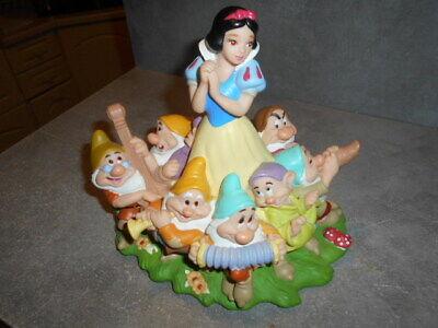 Figurine DISNEY Blanche Neige et les 7 Nains SORCIERE 124857