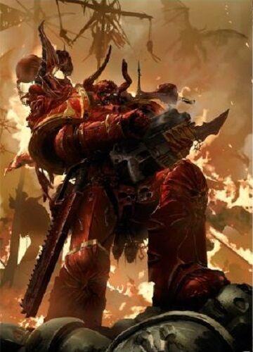 Crimson Slaughter Codex Codex Codex - No Texto -warhammer 40K Tienda Juegos Tapa Dura 146970