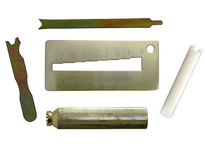 Kwikset and Schlage Rekey Cylinder Removal Tool Locksmith Rekeying Kits 81467