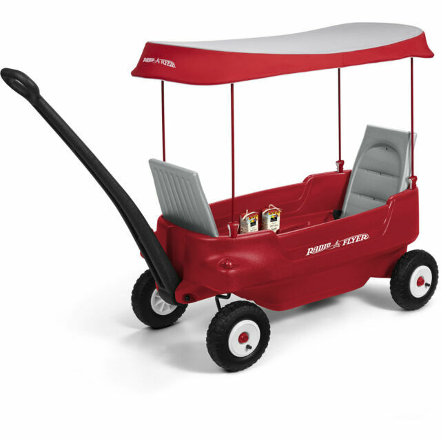Radio Flyer 2805a Deluxe All Terrain