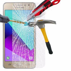 100-Originale-Samsung-Galaxy-J2-Protezione-Schermo-in-Vetro-Temperato