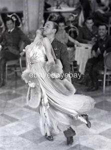Fred Astaire Ginger Rogers Original Camara Negativo 319f Ebay
