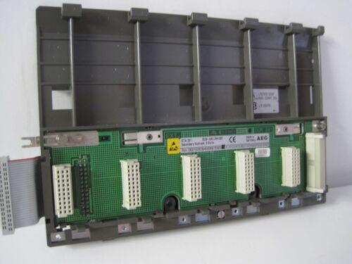 AEG Modicon SPS A120 DTA201 DTA 201 Baugruppenträger Baugruppen Träger