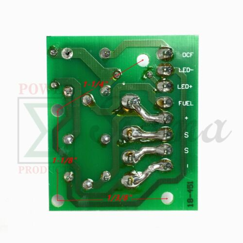 Songle Electronic Board With SRD-12VDC-SL-C DC 12V DC 10A Dual Power Relay Coil