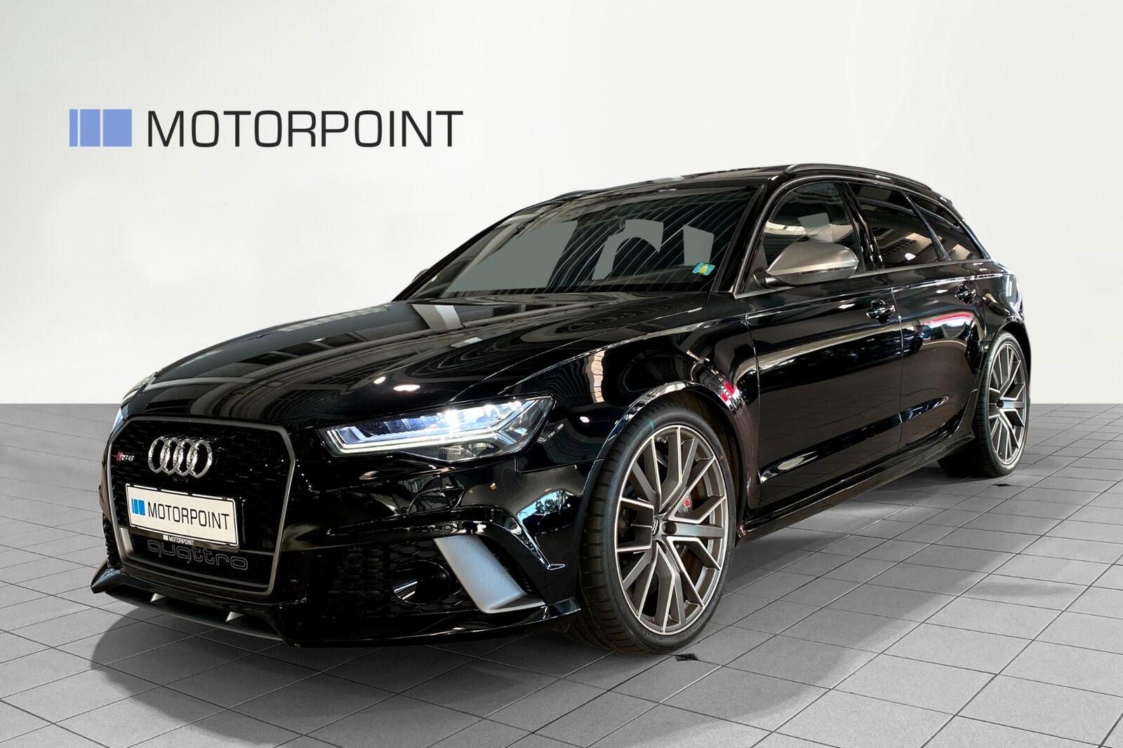 Audi RS6 4,0 TFSi performance Avant quattro 5d - 1.199.900 kr.