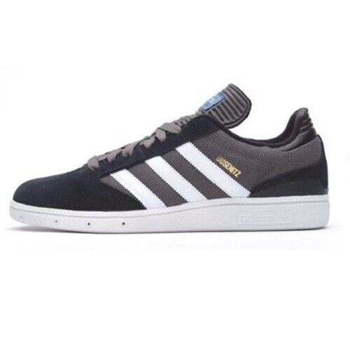 Adidas BUSENITZ Black White Grey Casual