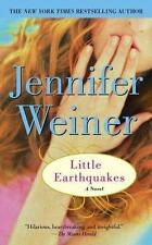 Little Earthquakes by Jennifer Weiner (2006, Paperback) DD277