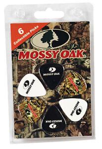 Mossy Oak MO-PK Camouflage Guitar Picks