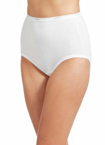 Details about  /Jockey Womens Classic Brief 3 Pack Underwear Briefs 100/% cotton