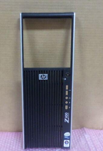 HP Z400 Workstation Face plate Front Bezel Cover