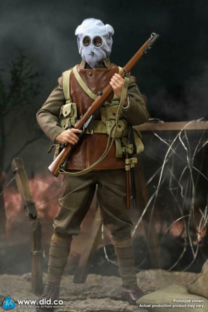 DID 1/6 B11011 WWI British Infantry Lance Corporal William Male Action Figure