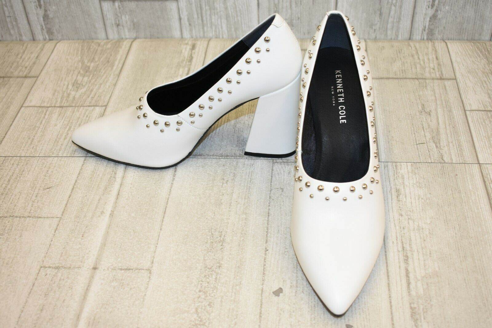 Kenneth Cole New York Gail Bootie - Women's Size 9M White