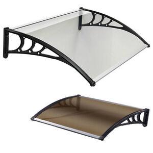 Auvent Toiture Polycarbonate Pour Porte Fenêtre Extérieur Diverses