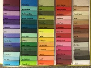 seidenpapier bastelpapier pom pom einschlagpapier farbig 17 gr 10 blatt ebay. Black Bedroom Furniture Sets. Home Design Ideas