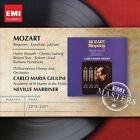 Mozart: Requiem; Exsultate, Jubilate ECD (CD, Feb-2012, EMI Classics)