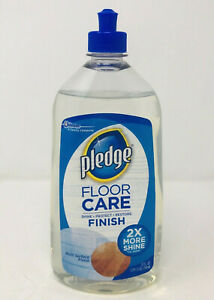 Pledge Floor Care Multi Surface Finish