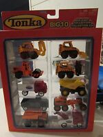 Tonka Big 10 Diecast Collection