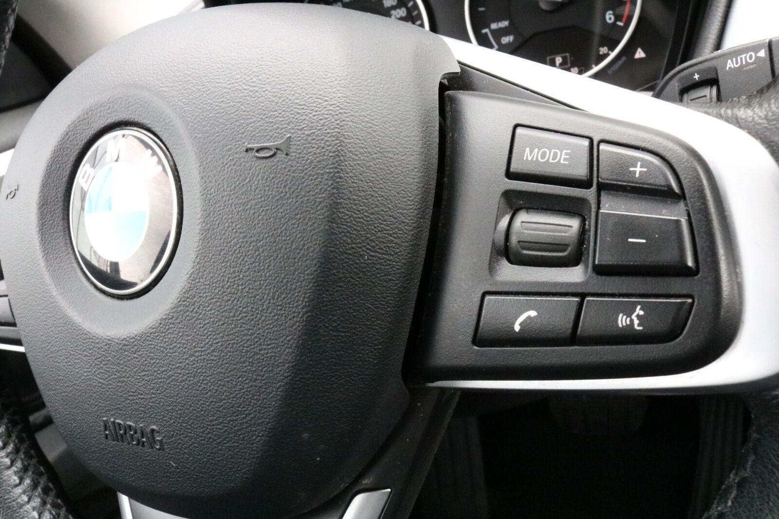 BMW X1 sDrive18d aut.