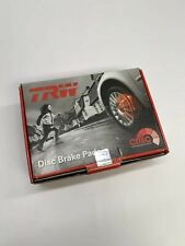 Genuine Fiat 1AMV400580 Disc Brake Friction Pad Kit
