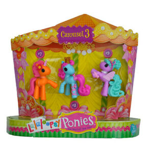 NEW-MGA-ENTERTAINMENT-LALALOOPSY-PONIES-CAROUSEL-3-525523