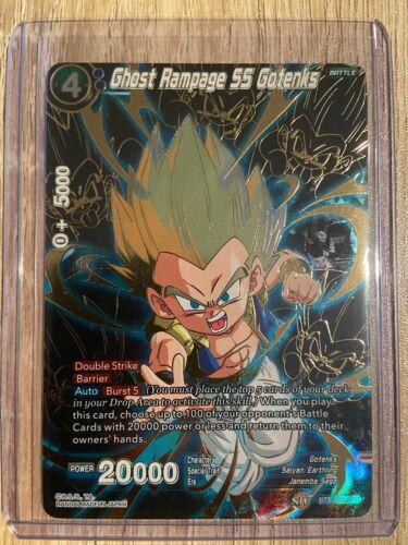 Ghost Rampage SS Gotenks Special Rare SPR BT5-040