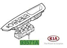 Genuine Kia Sorento 2013-2015 Electric Window Switch - RH Driver 935732P800