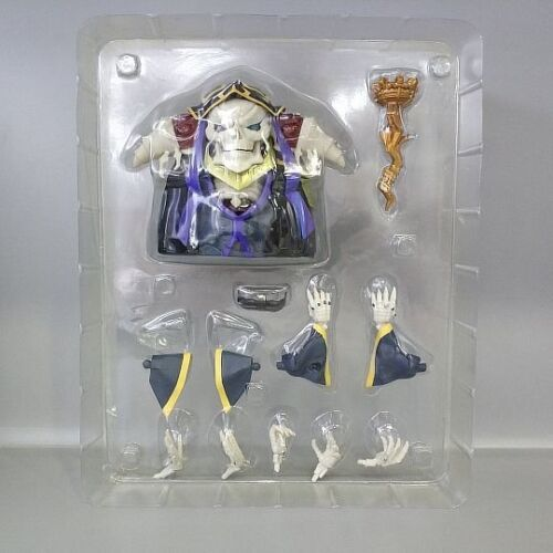 Nendoroid 631 OVERLORD AINZ OOAL GOWN Action Figure New No Box