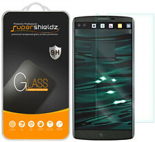 2X Supershieldz Tempered Glass Screen Protector Saver Shield For LG V10