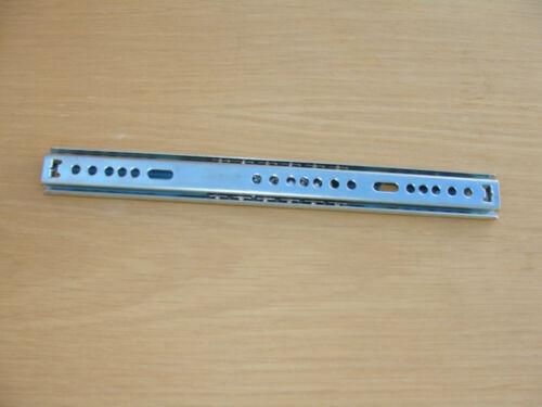 1Paar Schubladenschienen Schubladenauszüge Teleskopauszüge Kugelfürung 27mm