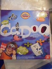 CRANIUM Cadoo 2007, 300 NEW Cards Puzzling Code Cracking Game for Kids Complete