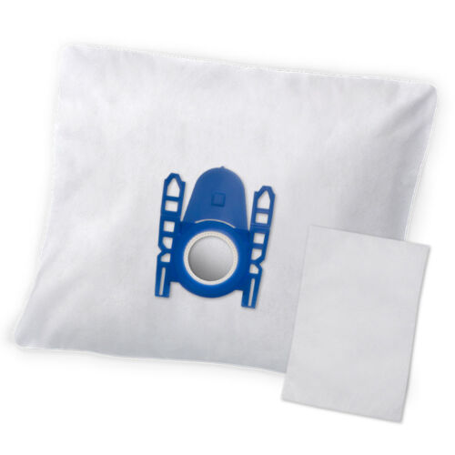 Sacchetto per aspirapolvere adatto per Siemens VZ 41afgxxl sacchetto per la polvere sacchetti di polvere sacchetto