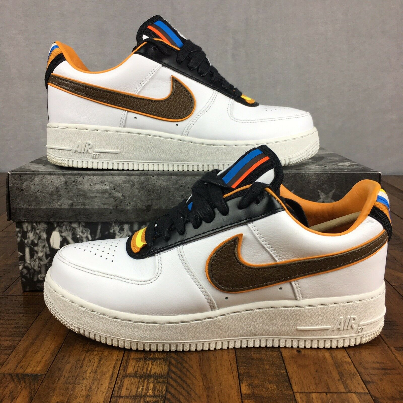 Nike Air Force 1 Low SP Tisci Givenchy Riccardo 669917 120 Youth Size 7 Wmns 8.5