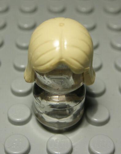 LEGO personnage accessoires cheveux beige pour femme 1070 #