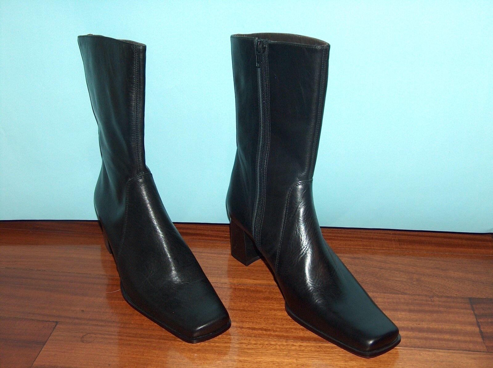 SALE Women Boots Freeback N 37 Genuine Leather