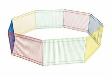 Small Pet Playpen Fence Cage Hamster Rabbit Gerbil Mouse Rat Guinea Pig Corral