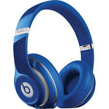 Beats by Dr. Dre Studio 2.0 Blue Over Ear Headphones MH992AM/A
