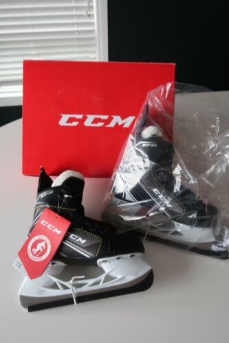 Junior CCM Tacks 9040 Ice Hockey Skates YT YOUTH Kids Various Sizes NEW!