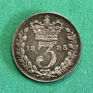 VICTORIA Silver threepence's 1860 - 1901 Choose your Date