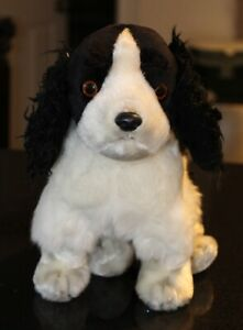 """Frolic The Dog 10"""" Stuffed Plush Ty Beanie Buddies Collection - Retired"""