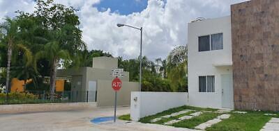 Casa en Renta en Cancún.  Jardines Del Sur III De 2 Recámaras. Polígono Sur