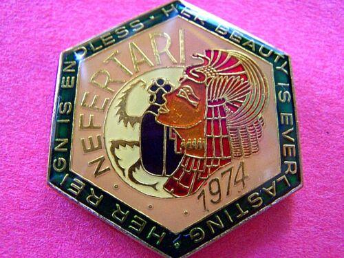 1986 NEFERTARI TAKES A HOLIDAY Multi-Color Mardi Gras Doubloon